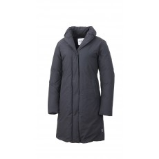 SHAWL COLLAR DOWN COAT