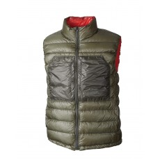 AERIAL DOWN VEST PACKABLE